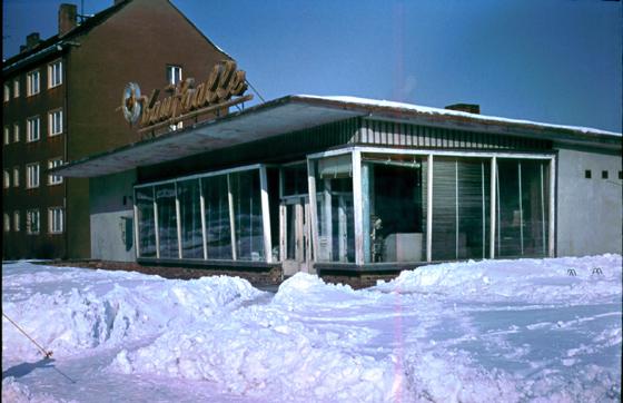 Kaufhalle 1970